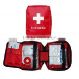 color Medical rescue medical First aid kit waist bag