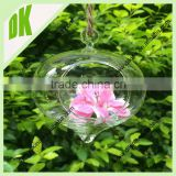 Bubble hanging glass terrarium Globe Bubble Candle Holders Wedding Decor Terrarium Tealight Glass