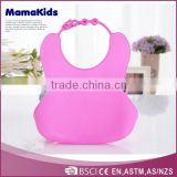 Hot selling restaurant disposable baby bib for wholesales