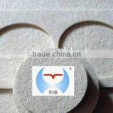 200 kg/m3 ceramic fiber paper for Gas Fired Chamber Kilns