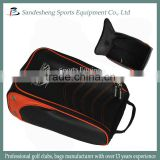 OEM Leather Deluxe Golf Shoe Bag