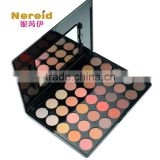 2016 high fashion warm color 35 colors eye shadow pallets,Cheap china eye makeup cosmetics wholesale