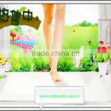 Waterproof Anti-slip Bath Mat Fast Drying Diatomaceous Earth Bath Mat