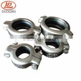 Denitration desulfidation concrete pump snap clamp coupling 1.4529 2205 2507 904L 254SMO