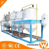 Best Selling Crude Oil Refinery Machine Vegetable Oil Refinery Machine Crude Cooking Oil Refinery Machine