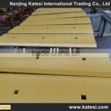 K omatsu grader blades or cutting edge for bulldozer, motor grader
