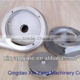all kinds of pump parts of casting we make it, pump body/impeller/casting blade/ seleve spare part