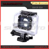 skeleton replacement house for Go pro Hero3 for diving