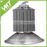 VMT new design 380-400w extruded aluminum led heat sink housing for high bay with copper pipe