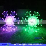 Holiday Xmas gift indoor decoration beautiful led christmas light colorful christmas light