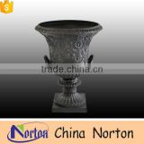 factory supply antique cast garden bronze flower pot NTBF-FL124S