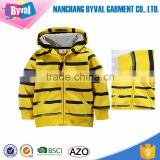 Kids Stripe Hoodies Wholesale Lovely Bee Hoodie Sweatshirt Printing Custom for 1~7 years Kid