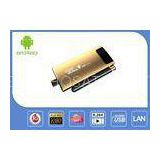 Chinese M4A 3GPP RK3288 Android Smart IPTV Box  / Smart TV Hdmi Dongle
