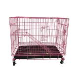 2-layers 30'' cat cage