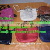 Cheap top quality used women bags