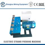 Strand pusher machine|Electric stranding machine conforms to bridge construction standard strand pusher machine