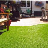 Golden Moon Artificial turf craft adds luster to the arts