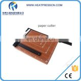 Manual PVC paper cutter trimmer