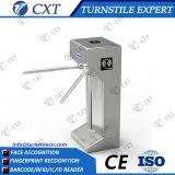 Vertical Turnstile for office Access control Turnstiles for sale