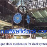 street clocks and movement