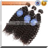 Good Feedback Black High Quality Ali Express Curly 100 Percent Malaysian Remy Human Hair