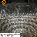 Stable Factory Price Stainless Steel Woven Crimped Wire Mesh with high quality