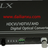 1080P HD-AHD/CVI/TVI/Analog 4 in one Video Audio Data Fiber optical Transmitter and Receiver