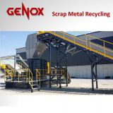 Automatic Recycling Plant/Recycling Machine for Scrap Metal
