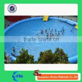 Big floating inflatable boat swimming pool best selling swimming pool inflatable for playing                                                                         Quality Choice                                                     Most Popular