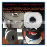 PE/EVA/PU/PVC/EPDM foam tape Foam glue Foam seal Strip Foam gasket Foam sealants Foam shock-proof gaskets Die-cut foam gasket
