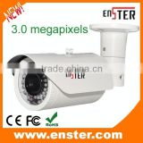 2015 New & Hot Selling Product IP Camera 4.0MP HD IR Water-proof AutoFocus Varifocal 2.8-12mm Bullet Network IP Camera