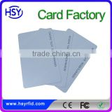 Free Sample ! RFID Contact Credit Card Size Cr80 Smart Card for Health Care Card manufacturer