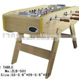 Classical MDF football table competitive price and good quality