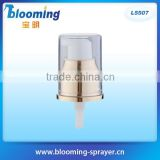 24/410 professional pp plastic small lotion pump for plastic bottle