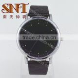 Special offer leather watch stylish dial watch