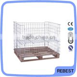 Low loss steel wire galvanized iron material cage