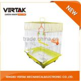Chinese garden Wire Mesh bird cages , parakeet Cage , wire bird breeding cage