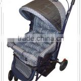 China baby stroller manufacture with reversible handle bar