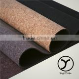 Foldable Absorbent Extra Thick water-proof superior materials Antimicrobial colorful nature rubber yoga mat