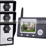 New design video door bell intercom camera for wholesales                                                                         Quality Choice