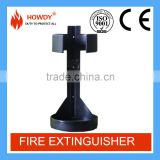 2016 New plastic wall bracket used for portable fire fighting extinguisher
