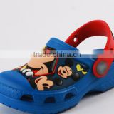 2015 mouse kids garden shoes boys beach shoes child cool summer slippers