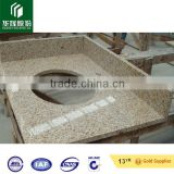 G682 Golden Sand Granite Vanity Top