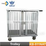 Aluminum Dog Trolley Pet Trolley