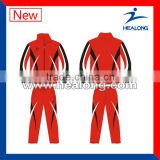 Custom Red Color Tracksuit Manufacturer In China                                                                         Quality Choice