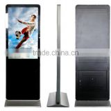 "42"" HD resolution free standing advertising lcd display BW4201MR for mass production OEM ODM/Digital signage display"