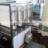 CE approval PLC program control system 1000kgs cube ice making machine