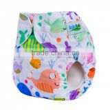 2016 new ananbaby printed modern cloth diapers babies