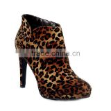 Fashion women high Heel Pump boots Shoes Sexy Platforms Ankle Boots lady