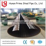 API 5L ERW CS 20 GALVANIZED 200MM DIAMETER STEEL WELDED PIPE